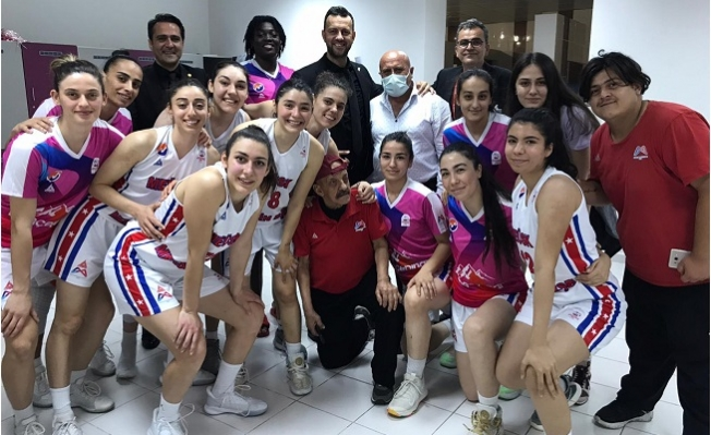 Mersin Büyükşehir Play-Off'a Kaldı.