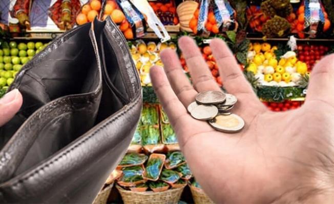 Mersin'de Enflasyon Rakamları Zirve Yaptı.