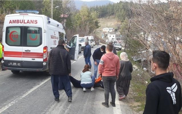 Tarsus'ta Hız Tartışması Kanlı Bitti.