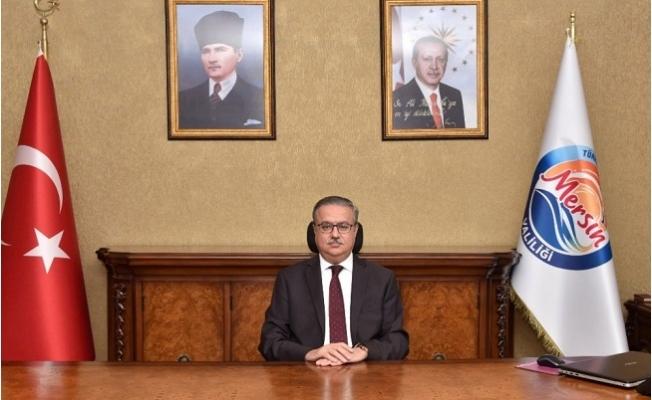 Valisi Ali İhsan Su'dan, Ramazan Bayramı Kutlama Mesajı