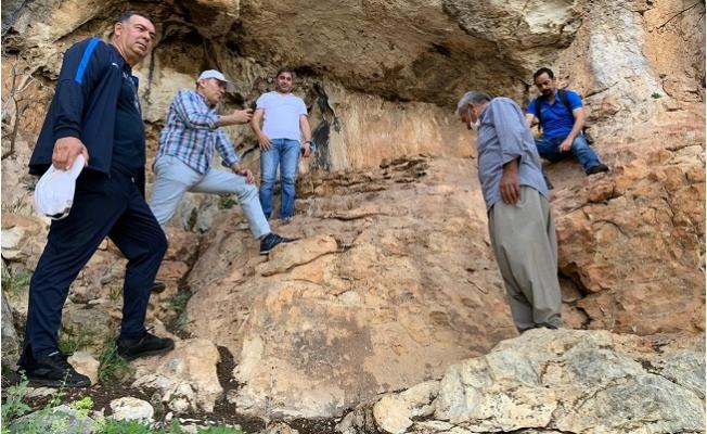 Yenişehir Belediyesi 8 Bin Yıllık Mağara Resimleri İçin Harekete Geçti