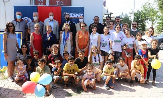 Akdeniz'de 'Mülteciler ile Sosyal Uyum Projesi