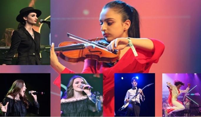 Anamur'dan ''İpana 23. Türkiye On-Line Liselerarası Müzik Yarışması''na İki Katılım