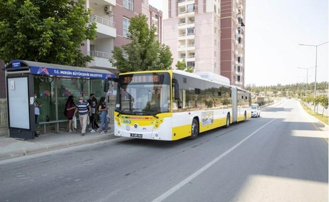 Büyükşehir'den 65 Yaş Üstü ve 18 Yaş Altına Toplu Taşıma Çağrısı