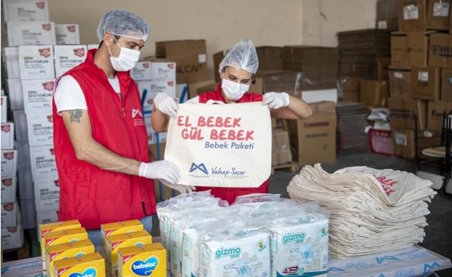 Büyükşehir 'El Bebek Gül Bebek Paketi' Hizmetini Genişletiyor