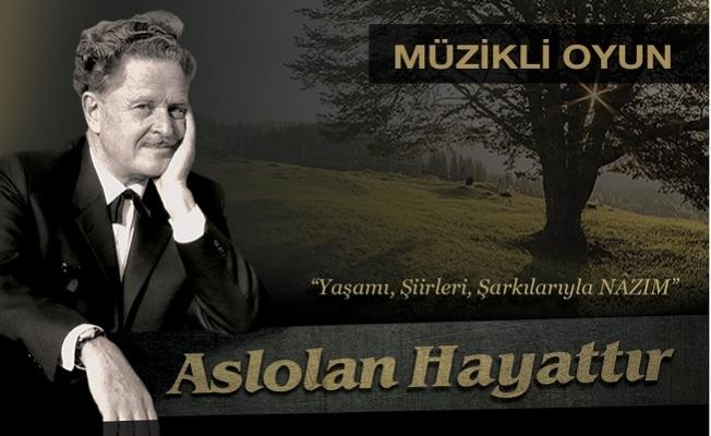 Büyükşehir, Nazım Hikmet'i Tiyatro İle Anacak
