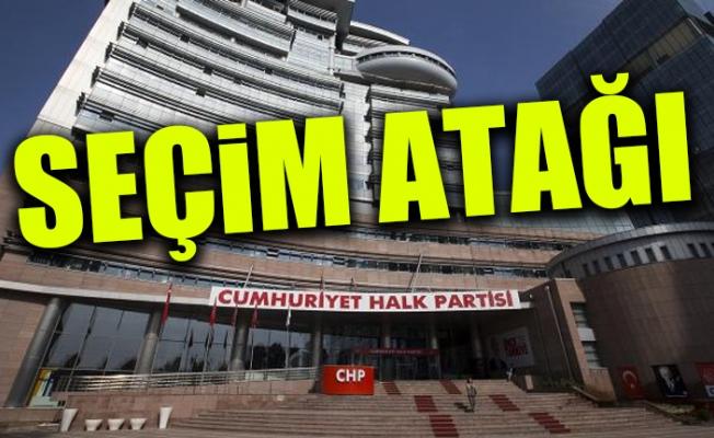 CHP, 200 Bin Kişi İle Seçim Atağı