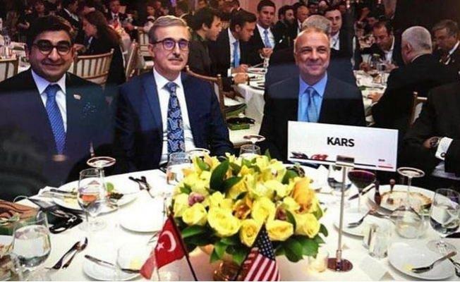 """CHP'li Başarır: """"Savunma Sanayii Başkanı , Sezgin Baran Korkmaz ile Aynı Masada"""""""