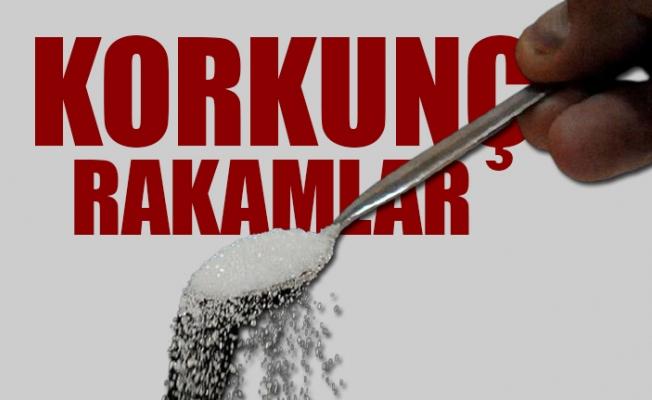 Kanser Yapan Şekeri Türkiye'ye Sokup, Vatandaşa Yedirdiler