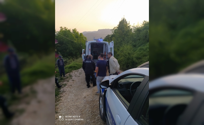 Mersin'de Abdest Almak İçin Lavaboya Giren Kadın Komaya Girdi.