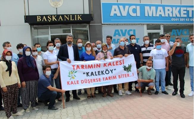 Mersin'de Tarım Arazisine Galericiler Sitesi Yapılmasına Baro'dan Tepki