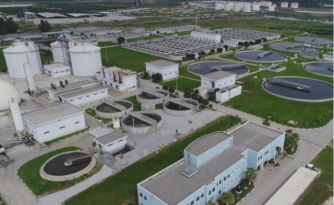 MESKİ'de Üretilen Elektrik Tesislerde Kullanılıyor