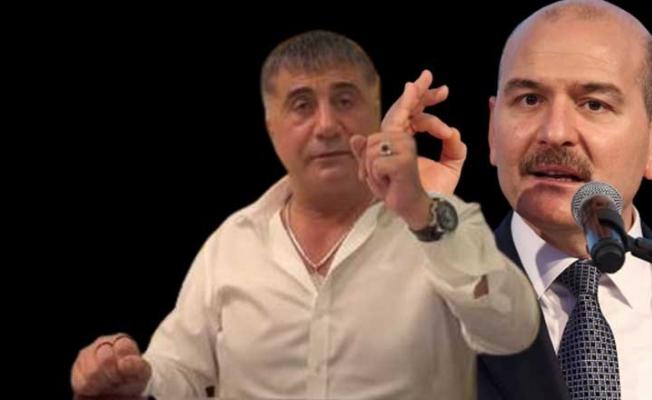Peker'den, Süleyman Soylu'ya Skandal Sözler