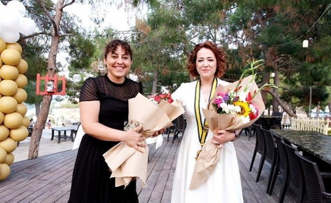 Silifke Rotary Kulübünde Devir Teslim Töreni
