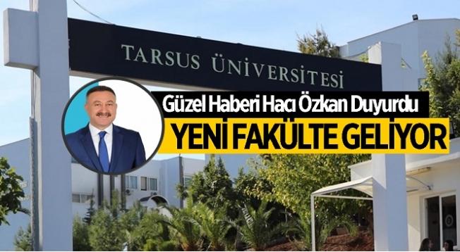 Tarsus Üniversitesi'ne Yabancı Diller Yüksekokulu Kuruluyor