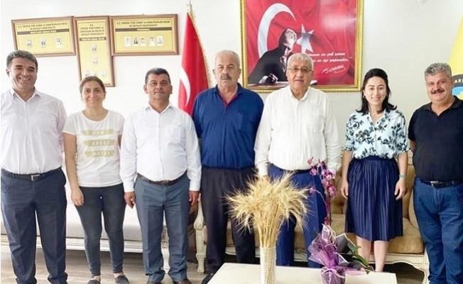 Tarsus Yeni Esnaf Kefalet Kooperatifi Yeni Başkanını Seçiyor