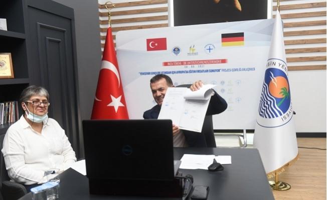 Yenişehir Belediyesi Gençlere Yurt Dışında Eğitim ve İş İmkânı Sağlayacak
