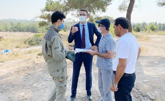 150 Yataklı Mezitli Devlet Hastanesinin Proje Çalışmaları Başladı.
