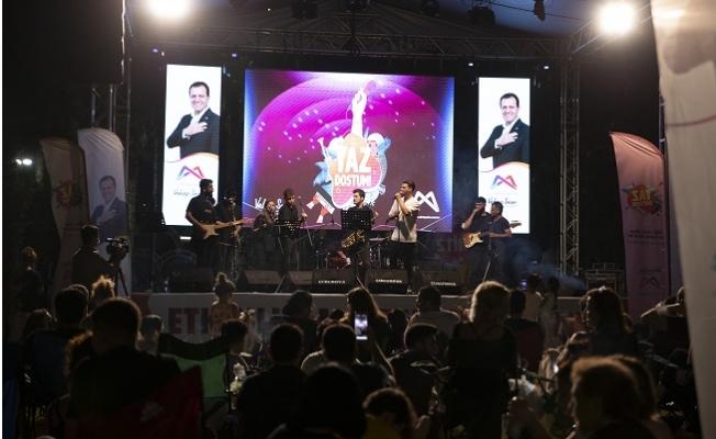 Büyükşehir Yaz Konserlerini Büyük Sahneye Taşıdı