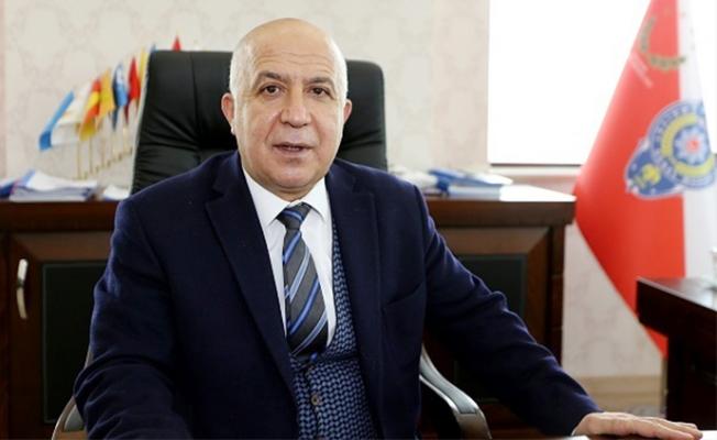 Erzurum Emniyet Müdürü Mehmet Aslan, Mersin'e Atandı.