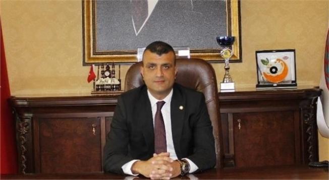 Mersin Barosunda Yeni Başkan Gazi Özdemir