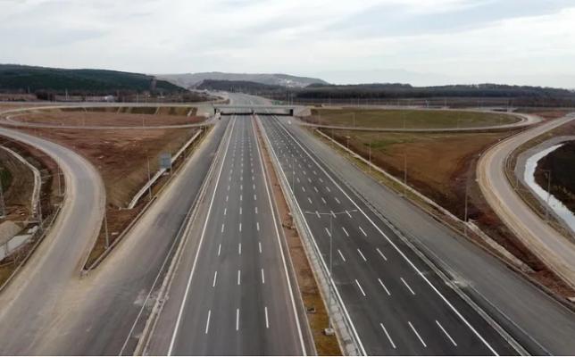 Mersin'e Günlük 45 Bin Araç Geçiş Garantili Yeni Otoyol