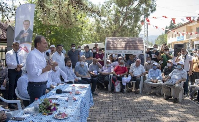 """Seçer'den Kaçak Su Kullananlara Mesaj: """"Cezalar Affedilmeyecek"""""""