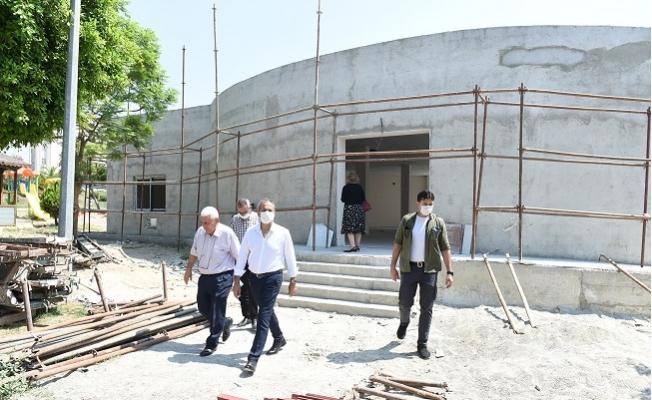 Tarsus Belediyesi Yeni Hizmet Binaları İçin Gün Sayıyor