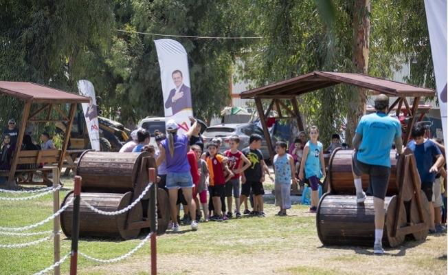 Tarsus Gençlik Kampı Halka Açıldı.