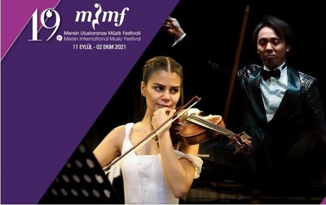 19. Mersin Uluslararası Müzik Festivali Açılış Konseri