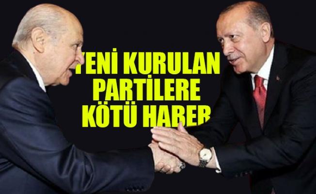 AKP ve MHP'nin Yeni 'Seçim Sistemi' Planı