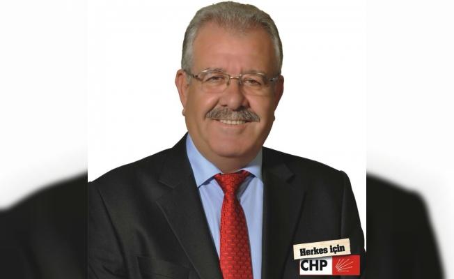 CHP Toroslar İlçe Başkanı Burhanettin Erdoğan Hayatını Kaybetti.