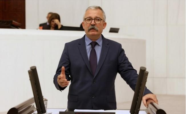 HDP Mersin Milletvekili Turan, Kamu Emekçileri ve Emeklilerini Meclis Taşıdı.