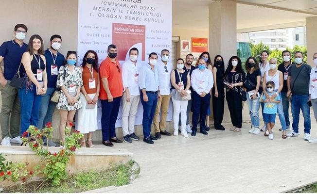 İç Mimarlar Mersin'de İl Temsilciliği Kurdu