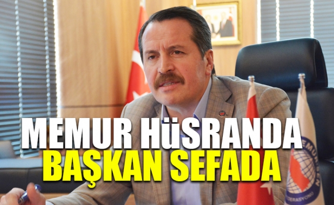 Memur-Sen Başkanı Ali Yalçın'ın Maaşı Şoke Etti
