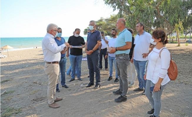 Mezitli'de Aile Plajları Çoğalıyor