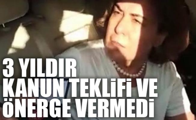Polise 'Şerefsiz' Diyen AKP'li Yılmaz, TBMM'de Görevini Yapmıyor
