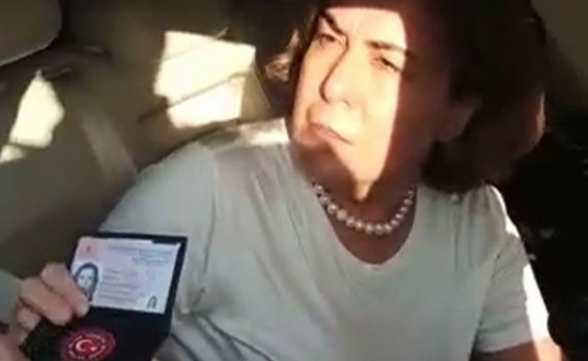 """Polise """"Şerefsiz"""" diyen AKP'li Zeynep Gül Yılmaz'dan Açıklama"""