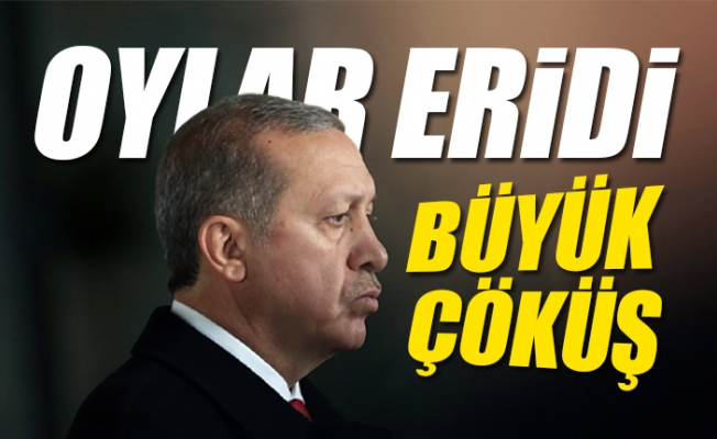 AKP'ye Yakın Anket Şirketinden Dikkat Çeken Sonuçlar