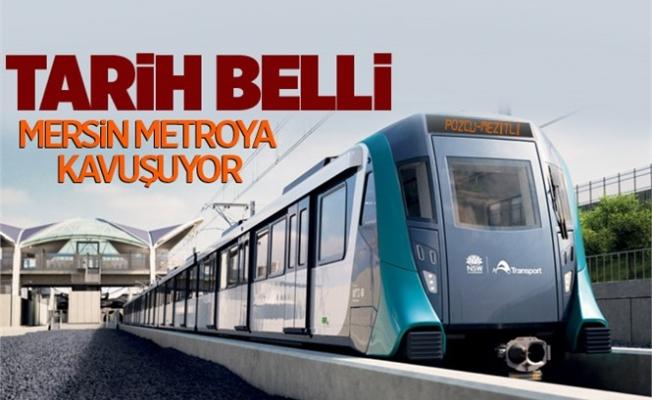 """Başkan Seçer; """"Metro İçin Temeli 29 Ekim'e Kadar Atmayı Planlıyoruz"""""""