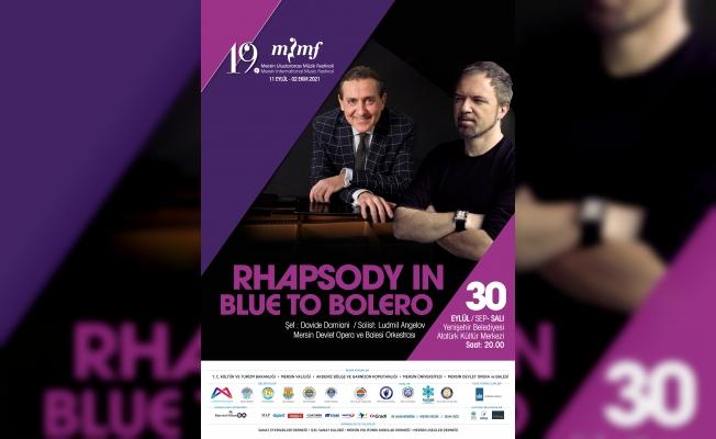 Bulgar Piyano Virtüözü Ludmil Angelov Mersin'de.