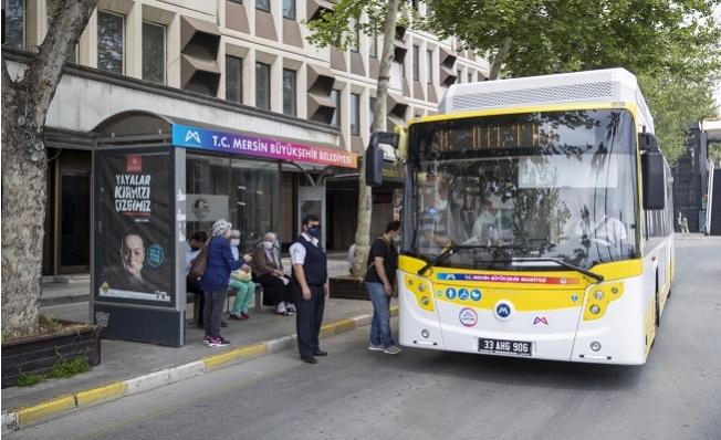 Büyükşehir 100 CNG'li Otobüs İçin Gerekli Saha Çalışmalarını Tamamladı.