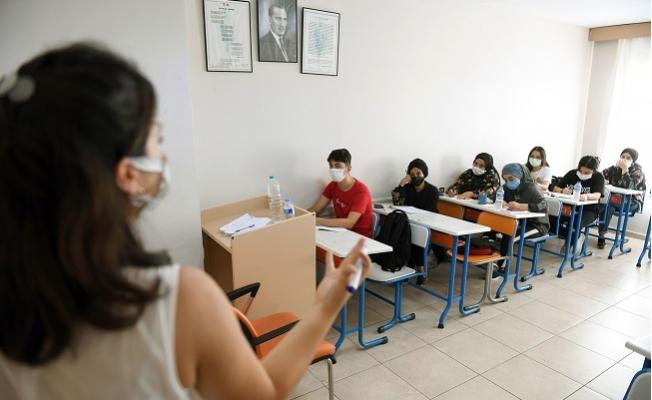Büyükşehir, Bu Yıl 4 Bin 100 Öğrenciyi Daha Üniversite Sınavına Hazırlıyor.