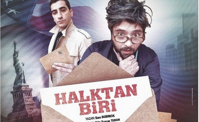 Büyükşehir'in 'Halktan Biri' Tiyatro Oyunu Komşu Adana'da Sahnelenecek