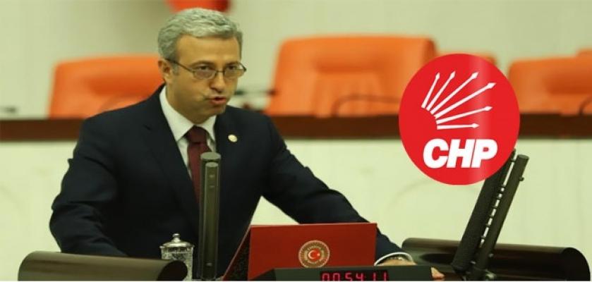 """CHP'li Antmen; """"Sabah Gazetesinin Kaynağı Kanalizasyon"""""""