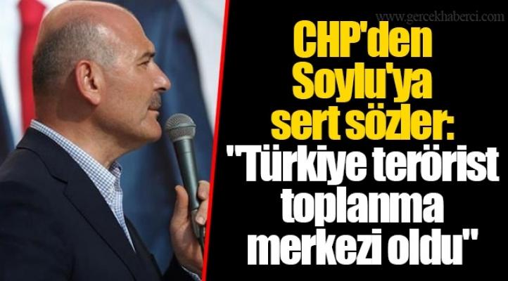 CHP'li Antmen 'Türkiye Terörist Toplanma Merkezi Oldu'