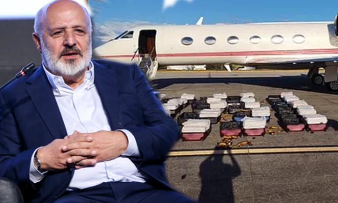 CHP'li Antmen: 'Uyuşturucuyla yakalanan Uçak Ethem Sancak'ın mı?'