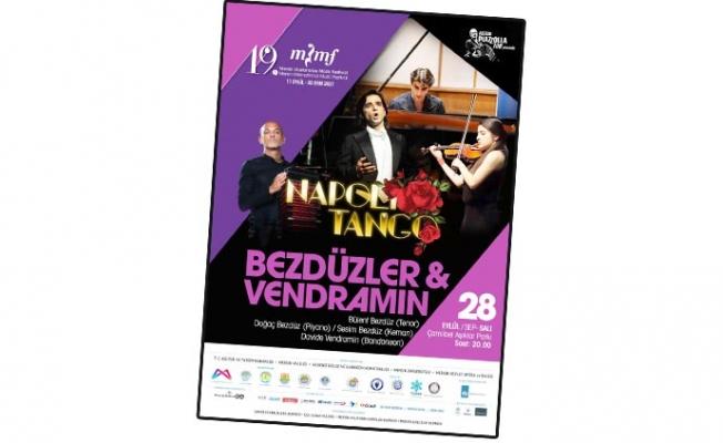 Festival'den Tango Konseri