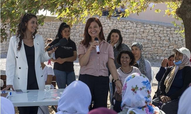 Gönüllü Katılım Toplantılarının Bu Yılki İlk Durağı Gülnar