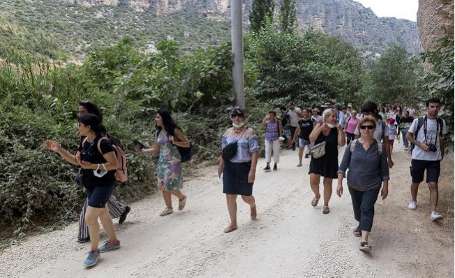 'Haydi Birlikte Yürüyelim' 'Doğa Bizi Çağırıyor'